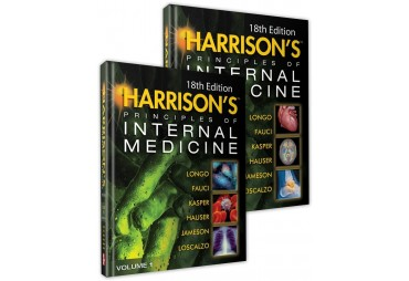 HARRISON'S PRINCIPLES OF INTERNAL MEDICINE. Volumes 1 and 2
